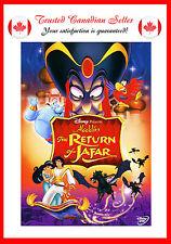Aladdin - The Return of Jafar (DVD, 2005)