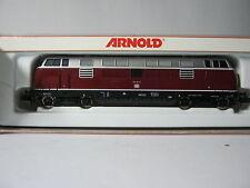 Digital Arnold n 82023 diesel Lok btr.nr.221151-0 DB + simplex (rg/ak/91s5)