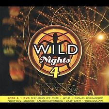 Wild Nights, Vol. 4 [Bonus DVD] by Various Artists (CD, 2005, 3 Discs, Central S