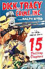 Dick Tracy Vs. Crime Inc. DVD 2-Disc Set 15 Chapters New Factory Sealed!
