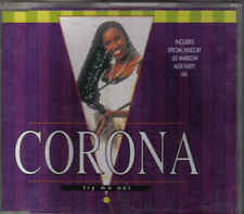 Corona-Try Me Out cd maxi single