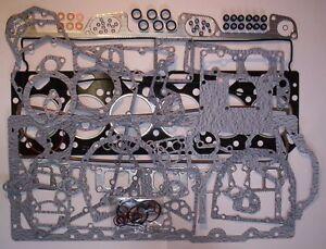 JCB Perkins Massey 1006-6 Phaser Complete Gasket Set