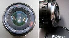 Objektiv Porst WW-MACRO 1:2.8/28 mm X-M, No. 8207181, Fuji Bajonett