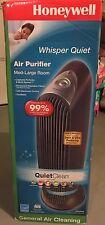 Honeywell Quiet Clean HEPA Med-Large Room Air Purifier