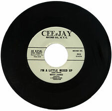 "BETTY JAMES  ""I'M A LITTLE MIXED UP""    R&B    LISTEN!"