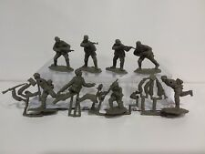 Conte WWII Germans Set #2 8 Figures 8 Poses New Unplayed