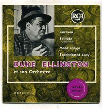 DUKE ELLINGTON : EP RCA 85229 CARAVAN