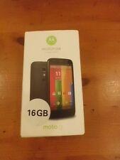 Motorola Moto G 16GB  LOCKED TO TESCO MOBILE BRAND NEW