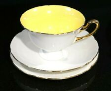 Shelley Gainsborough Yellow And White Trio