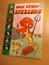 HARVEY COMICS: GIANT-SIZE HOT STUFF SIZZLERS #3, VERY RARE SILVER AGE, 1961, VF-