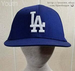 "The Los Angeles Dodgers Foundation ""Youth"" Stitched Baseball Hat Cap Snapback"
