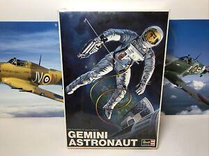 """Revell 12"""" Gemini Astronaught Model Kit Still Shrink Wrapped Scarce Model."""