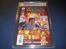STAR WARS TALES 5 PGX 9.8 Like CGC 1999 Lando's Commandos DARK HORSE Near Mint+