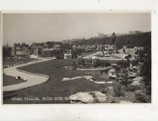 Model Village White Rock Gardens Hastings Sussex 1956 RP Postcard 595b