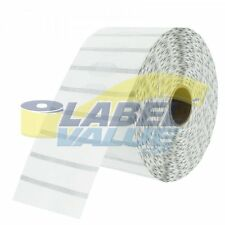 Zebra Compatible LV-10010064 Jewelry Labels - Barbell Style