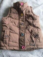 Joules Gilet / padded waistcoat 4 yrs 104cm Girl's