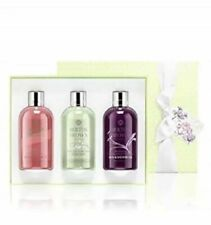 Molton Brown Timeless Florals Bathing Gift Trio Gift Set 3x 300ml Body Wash