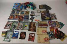 Bakugan Battle Brawlers, World of Warcraft Cards, Naruto Large Miscellaneous Lot