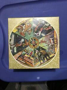 Vintage Hallmark Springbok Puzzle-The Circus-500 Pieces