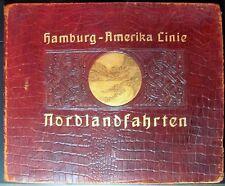 Hamburg-Amerika Linie: Nordland-Fahrten [Hamburg-America Line: North Country Tra