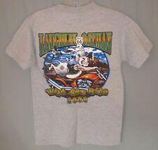 Wild Ass Ride 2008 Motorcycle Bike Rally Laughlin Oatman AZ T-Shirt Size Small