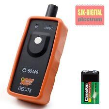 EL-50448 RDKS TPMS Sensoren Programmier Werkzeug Tool Anlernsystem für OPEL GM +