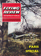 Flying Review INTERNATIONAL MAGAZINE 1967 Jun volksjager 90 Day Fighter, Viggen