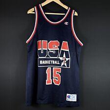 NEUW Champion Magic Johnson Lakers NBA Trikot Basketball Jordan Kobe Jersey XL