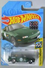 Hot Wheels '91 Mazda Green Miata Gamestop Exclusive Factory Sealed! w/Protecto