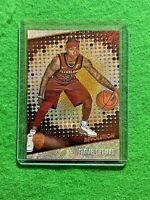 ISAIAH THOMAS CAVS PRIZM REFRACTOR BASKETBALL CARD 2017-18 PANINI REVOLUTION #15