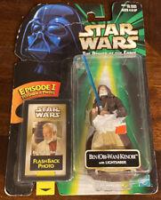 Star Wars POTF Ben (Obi-Wan) Kenobi with Lightsaber - Kenner Hasbro 1998
