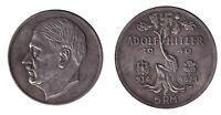 №4 Exonumia Token Adolf Hitler. third Reich. Germany.