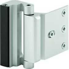 Prime-Line Products U 10827 Door Reinforcement Lock, 3 in. Stop, Aluminum Constr