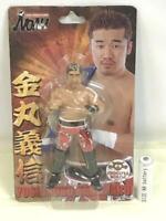 PRO WRESTLING FIGURE YOSHINOBU KANEMARU NOAH AJPW NJPW