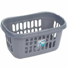 More details for zz casa hipster laundry basket silver