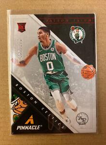 2017-2018 Panini Pinnacle Jayson Tatum RC Rookie #270 🔥 SP 213/249 Celtics