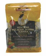 Sunseed Sunseed Vita Prima Rat, Mouse And Gerbil Food 1.75 Lbs