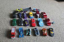 Hot Wheels Toy Cars Bundle Job Lot 21 Cars