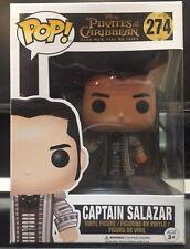 Funko Pop! Movies: Captain Salazar In-stock