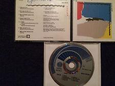 Genesis,Abacab,Erstauflage Vertigo Blue Swirl, CD,Germany(1981),Top Zustand,Rar!
