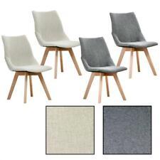 Esszimmerstuhl Küchenstuhl Stuhl 2/4/6/8 er Set Stoff Essstuhl Polsterstuhl
