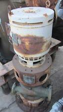 Warren Seawater Service Pump 1-1/2Dbv-11 75Gpm@50psig 1750Rpm 7.5Hp Motor