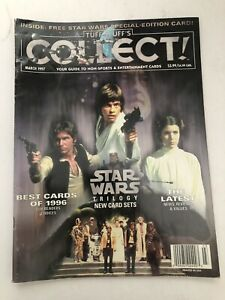 Tuff Stuff's Collect Magazine March 1997 -star Wars Cover