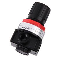 AR2000 Kompressor Druckluft Regler Druckregler Ventil Pressure Regulator Valve