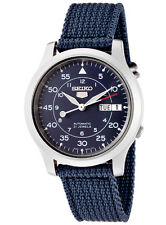 Reloj SEIKO MILITARY Nylon SNK807K2 Watch