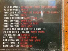 Metroland soundtrack - Mark Knopfler CD + jewel case - free shipping