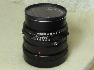 Mamiya RB67 -Sekor SF C 1:4 f= 150mm lens near mint optics unmarked