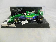Minichamps 430 910031 1991 Jordan 191 Ford un De Cesaris RACING Nº 33 escala 1:43