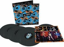 The Rolling Stones - Steel Wheels Live Atlantic City 4LP NEU OVP VÖ 25.09.2020