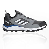 adidas Mens Terrex Agravic TR Trail Running Shoes Trainers Sneakers Grey Sports